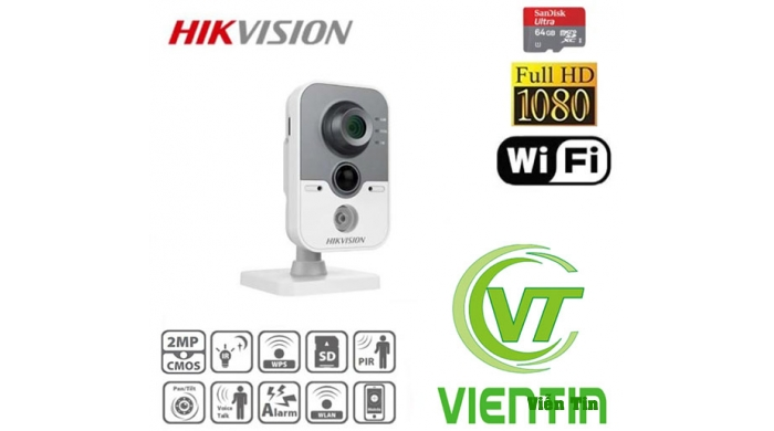 Camera HIKVISION DS-2CD2420F-IW (2MP)